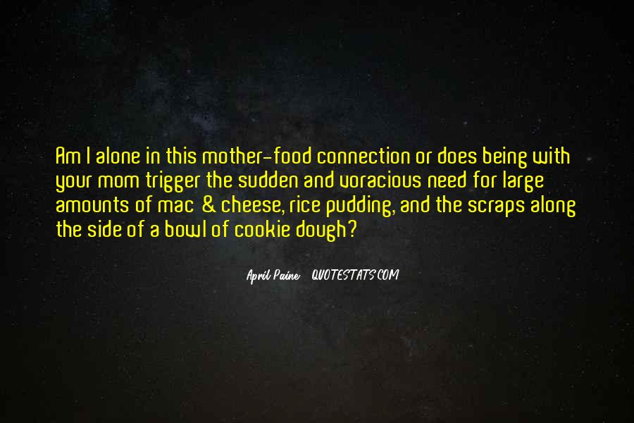 Food Quotes And Sayings #1720282