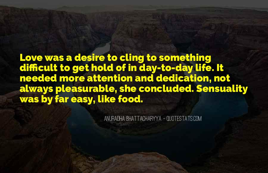 Food Quotes And Sayings #1745456