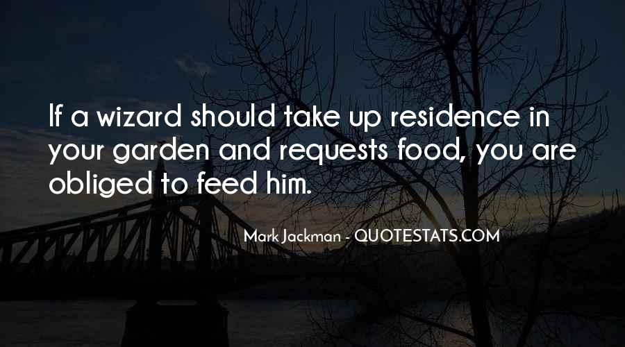 Food Quotes And Sayings #194671
