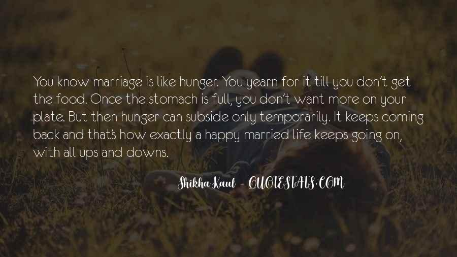 Food Quotes And Sayings #85853