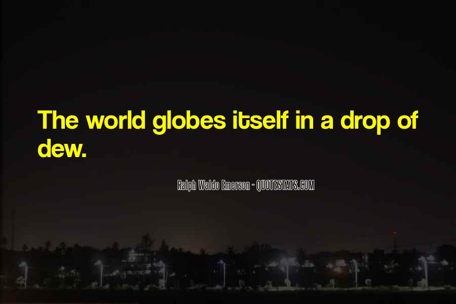 Globes With Sayings #763121