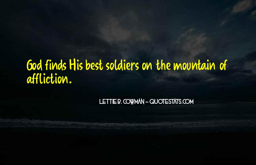 Best Mountain Sayings #1550820