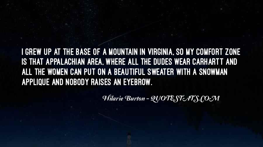 Best Mountain Sayings #17125