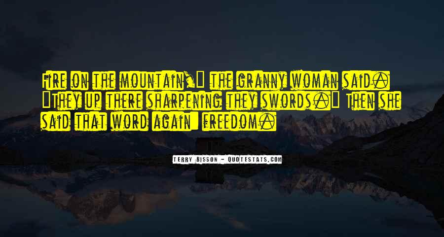 Best Mountain Sayings #29476