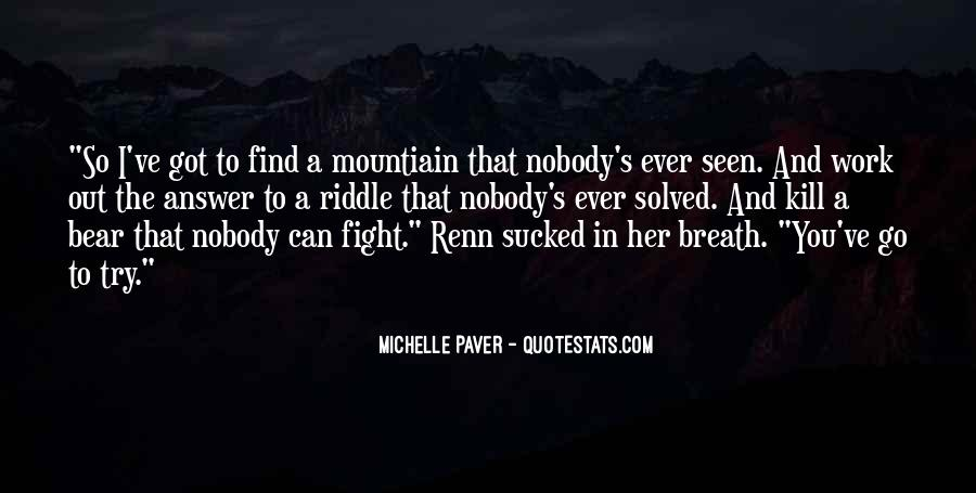 Best Mountain Sayings #35989