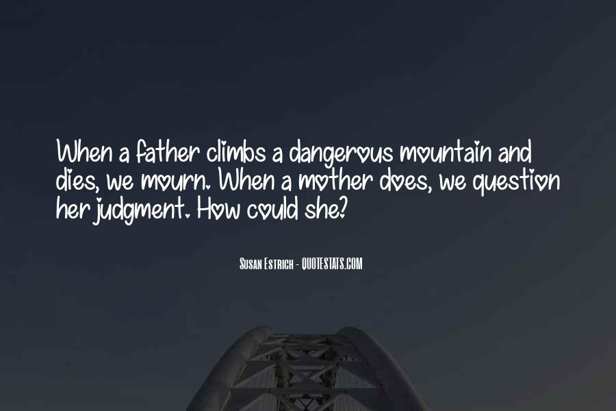 Best Mountain Sayings #36843