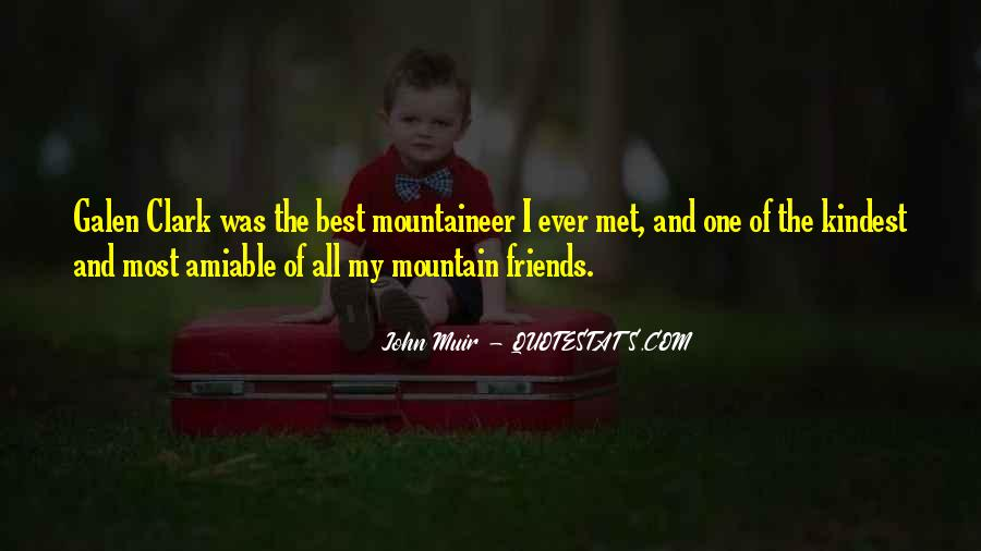 Best Mountain Sayings #575528