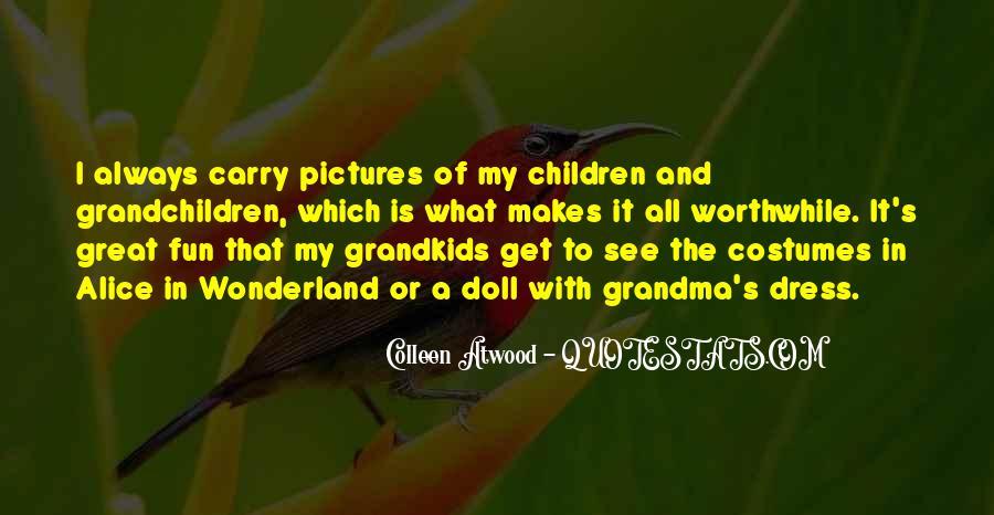 Grandma Grandkids Sayings #1851498
