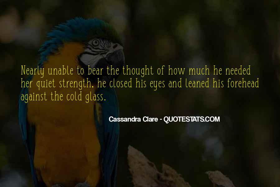 Quotes About Not Believing What You Hear #273732
