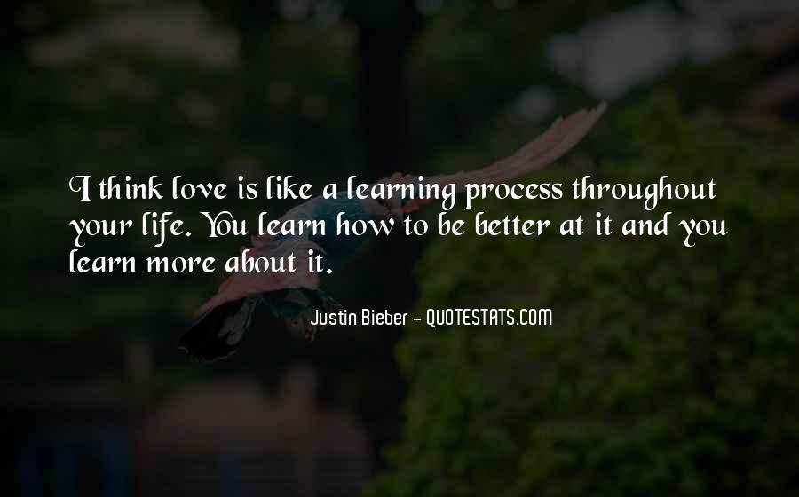 Justin Bieber Best Sayings #110642