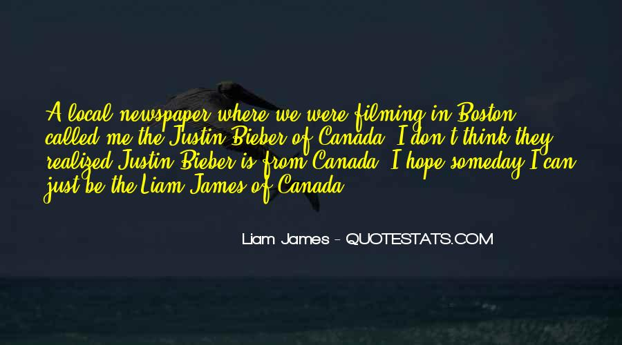 Justin Bieber Best Sayings #49065