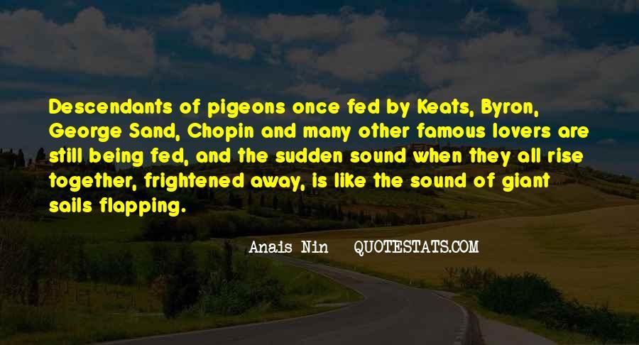 Keats Famous Sayings #460487