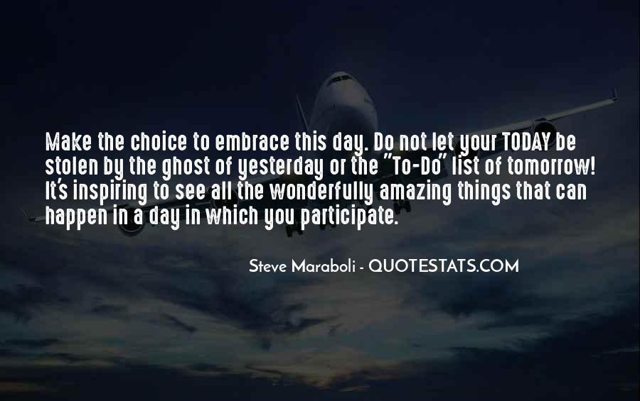 List Inspirational Sayings #307068