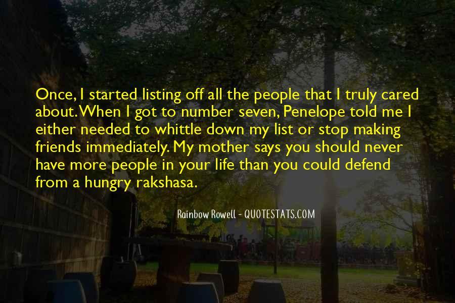 Listing Of Sayings #322046