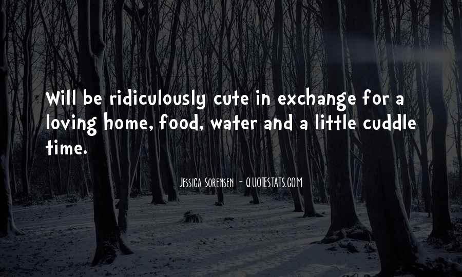 Cute Loving You Sayings #1715832