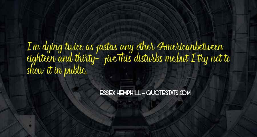 American Me Sayings #116569