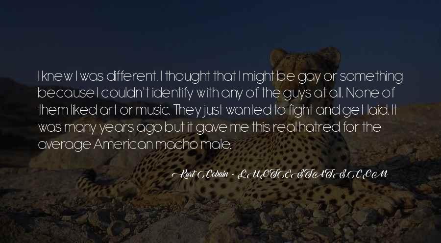 American Me Sayings #136706