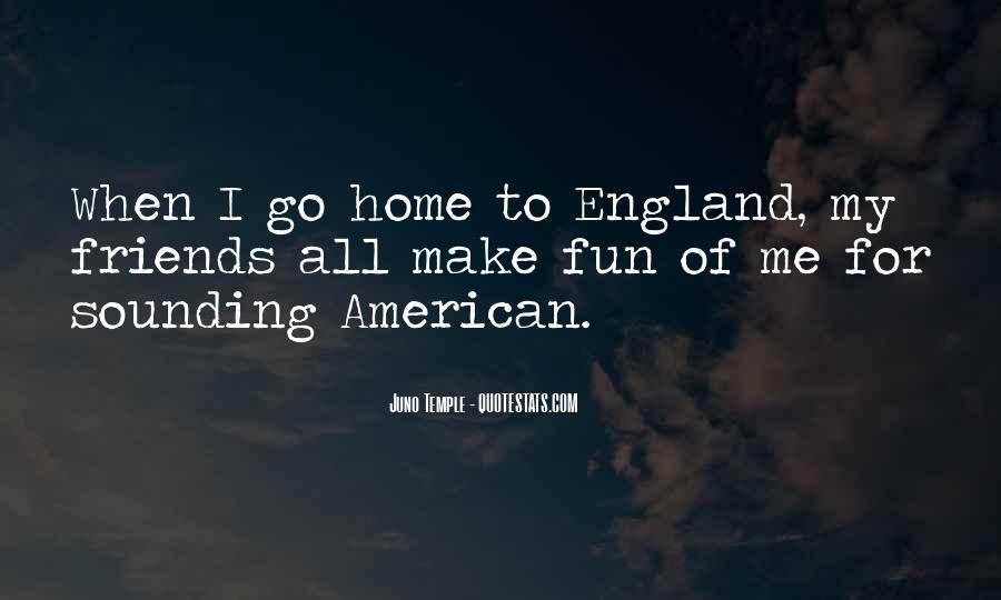 American Me Sayings #139506