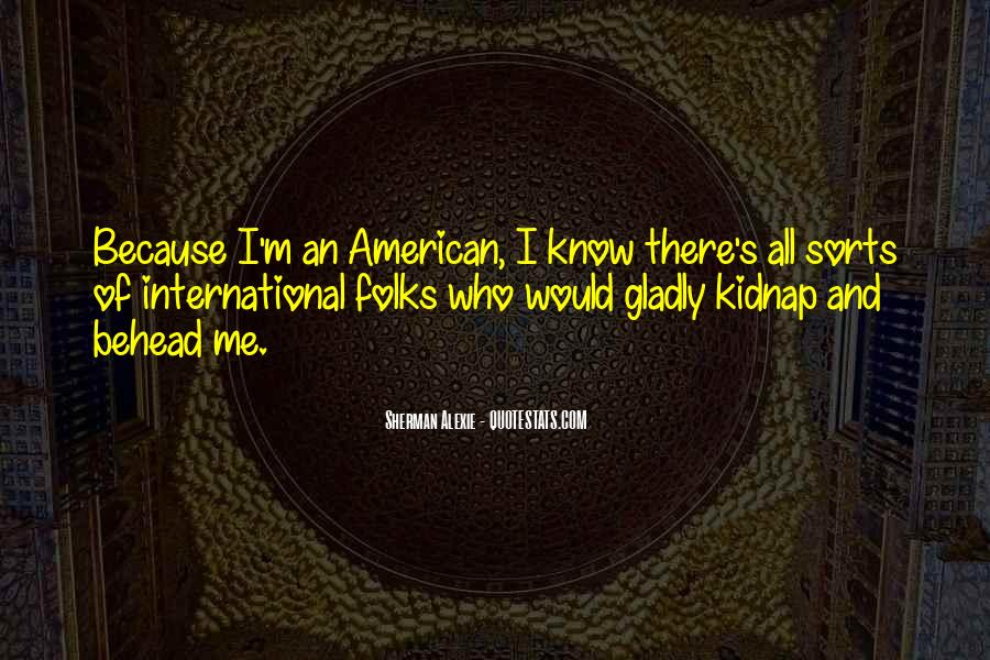 American Me Sayings #214671