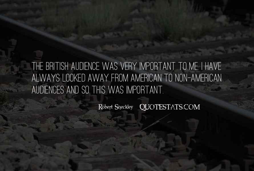 American Me Sayings #86176