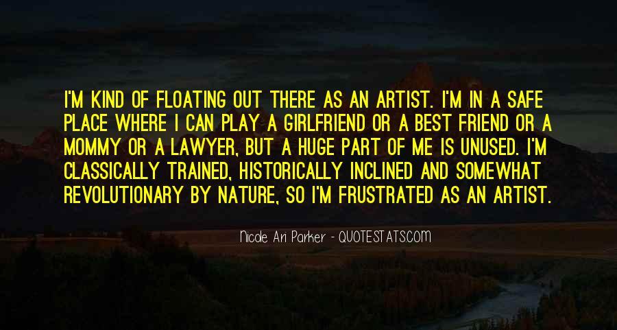 Nature And Me Sayings #118918