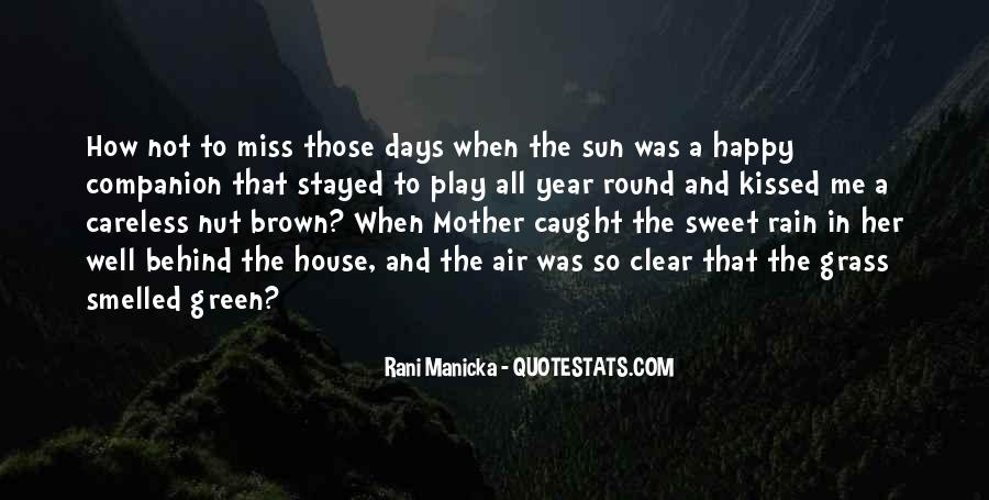 Nature And Me Sayings #150831
