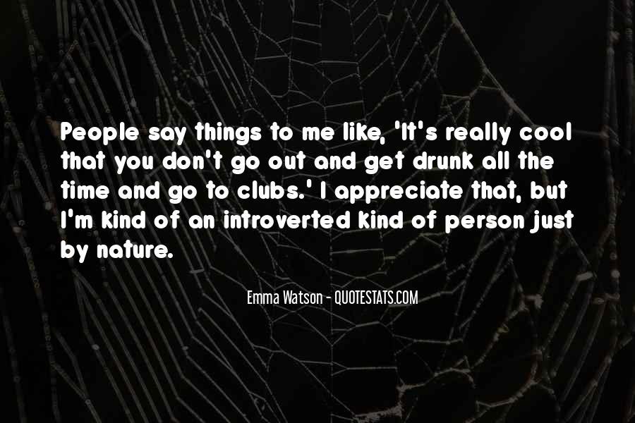 Nature And Me Sayings #166629