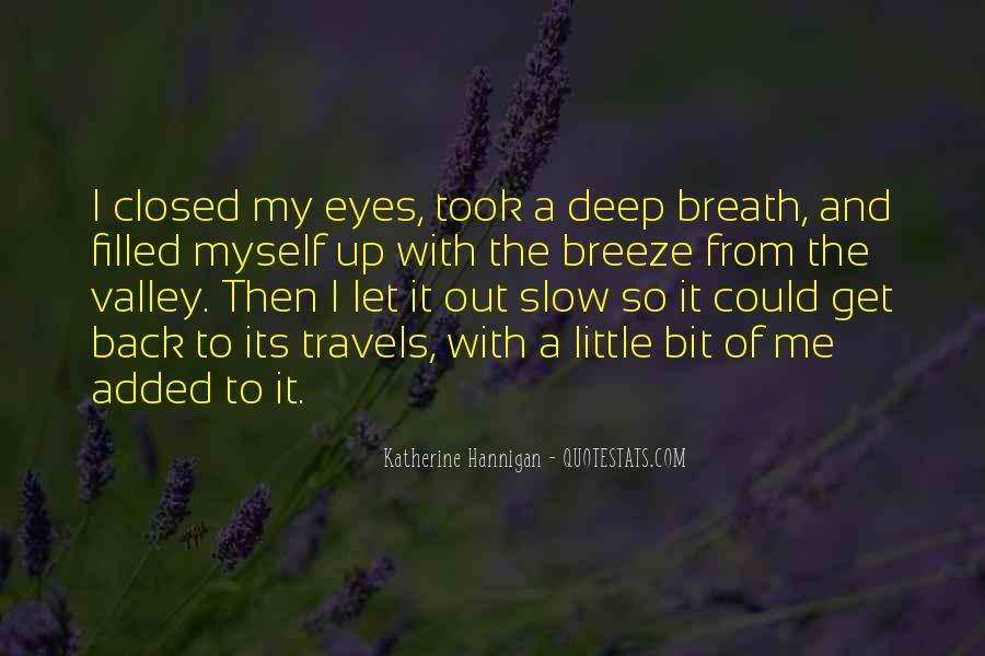 Nature And Me Sayings #232080