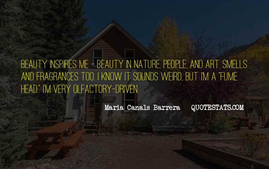 Nature And Me Sayings #236574