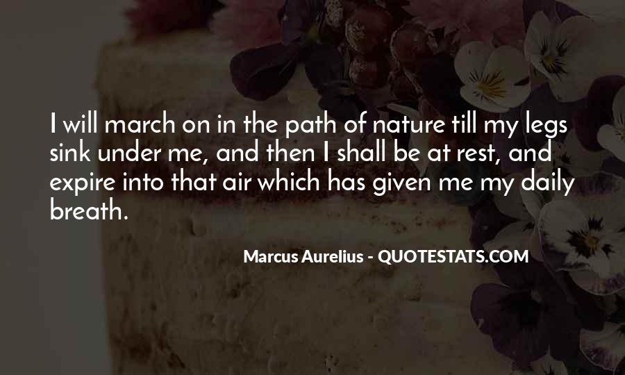 Nature And Me Sayings #283637