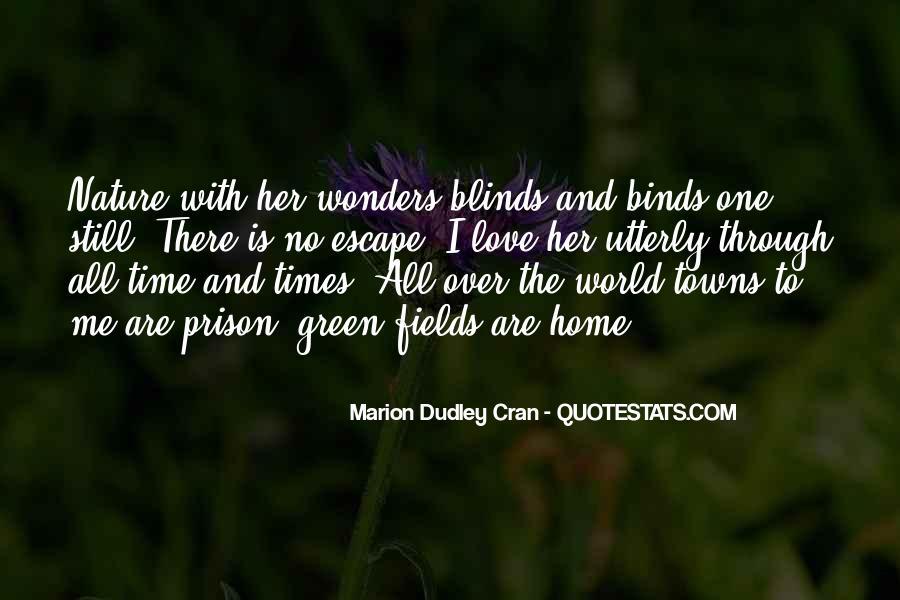 Nature And Me Sayings #29871