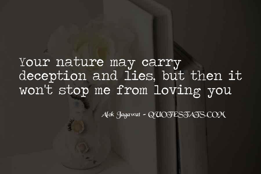 Nature And Me Sayings #30283