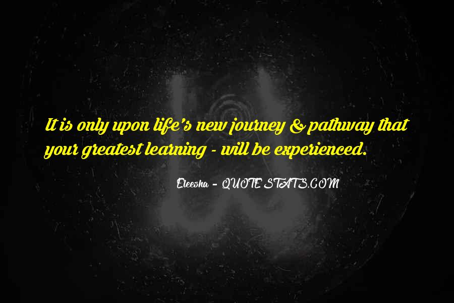 Pathway Quotes Sayings #485052