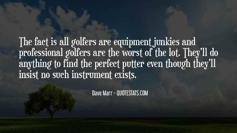 Golf Putter Sayings #1564372