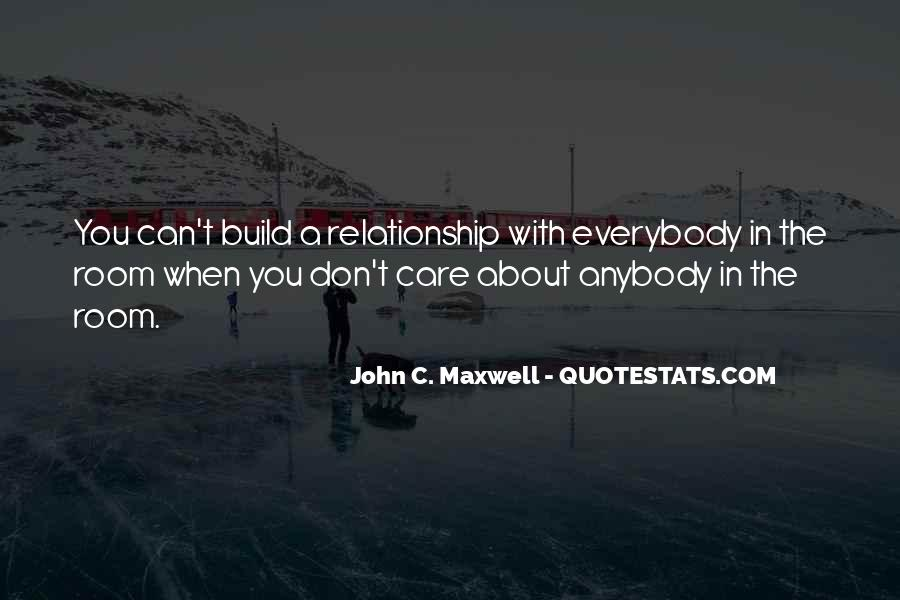 Quotes About U Dont Care #24900