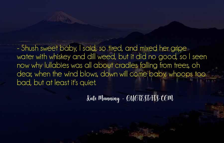 Tired Baby Sayings #1297600