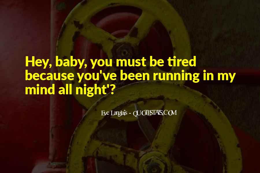 Tired Baby Sayings #1655900