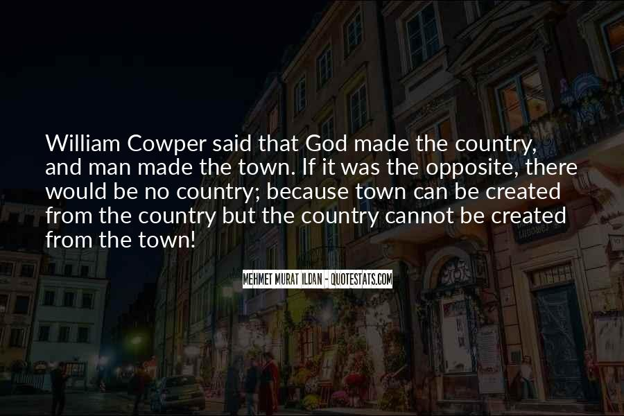 Country Town Sayings #1278224
