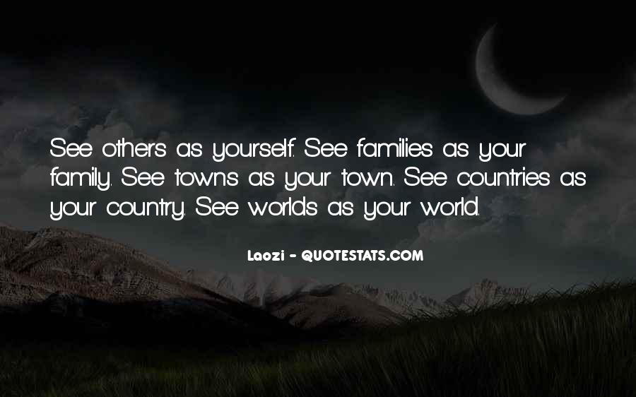 Country Town Sayings #557278