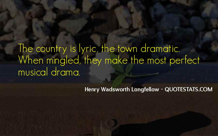 Country Town Sayings #790821