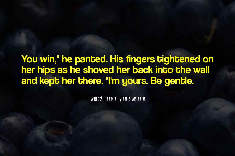 Win Her Back Sayings #1073354