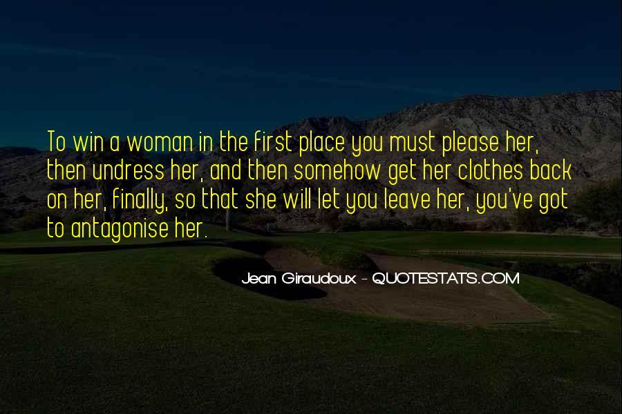 Win Her Back Sayings #120282