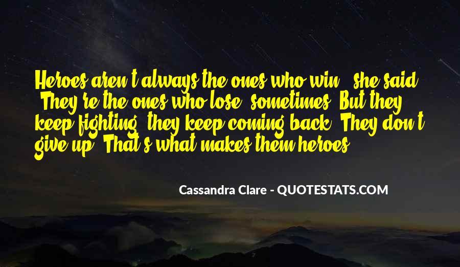 Win Her Back Sayings #131902