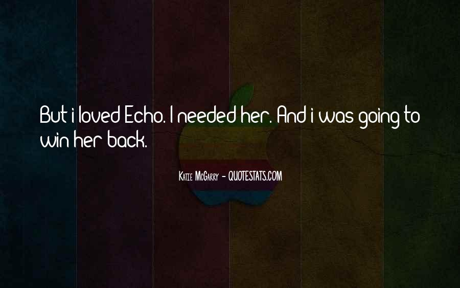 Win Her Back Sayings #1374095