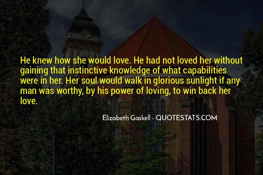 Win Her Back Sayings #1688354