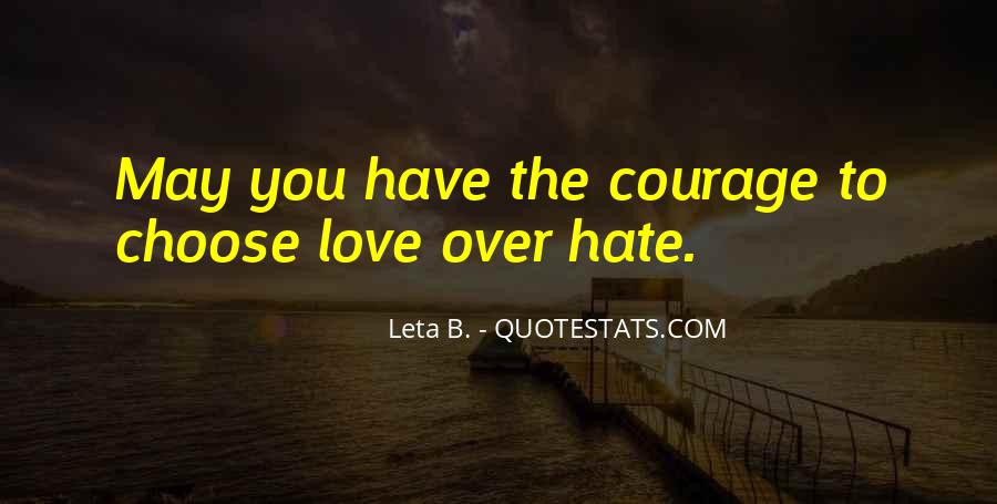 You Hate Me Quotes Sayings #216523