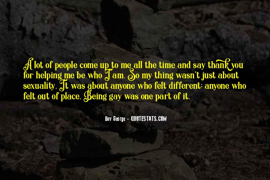 Quotes About Being The One For Me #867676