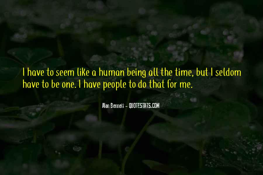 Quotes About Being The One For Me #982968