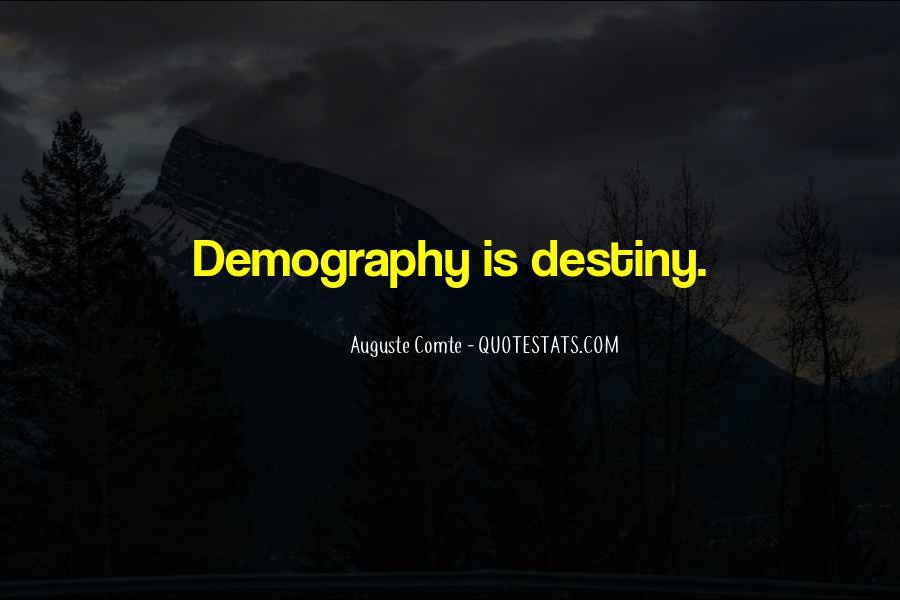 Auguste Comte Sayings #1261124