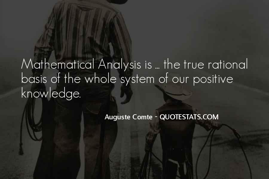 Auguste Comte Sayings #372011